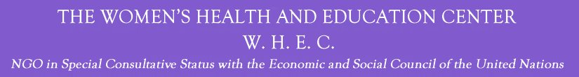The Women's Health and Education Organization, Inc.